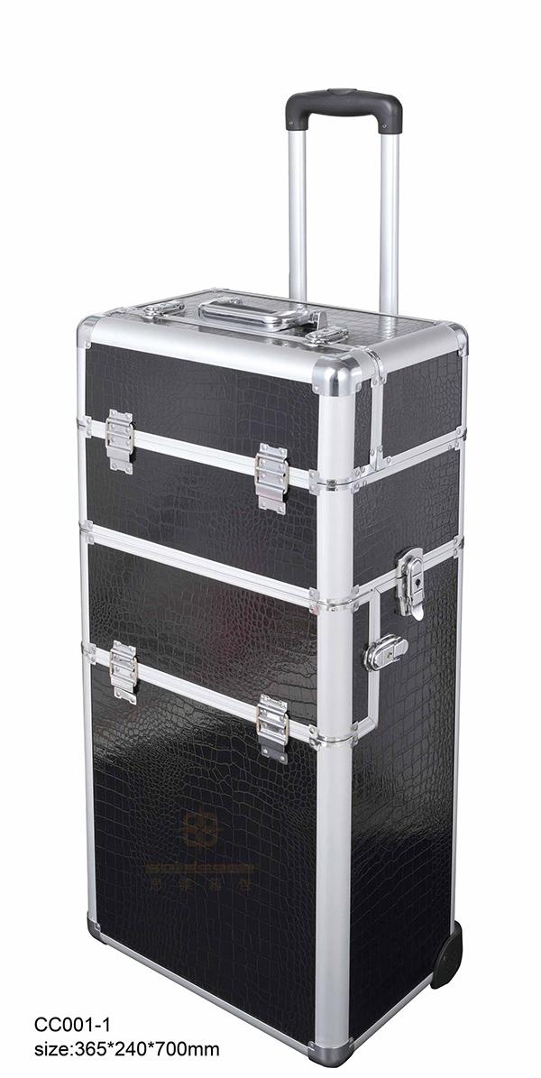 化妆箱铝箱