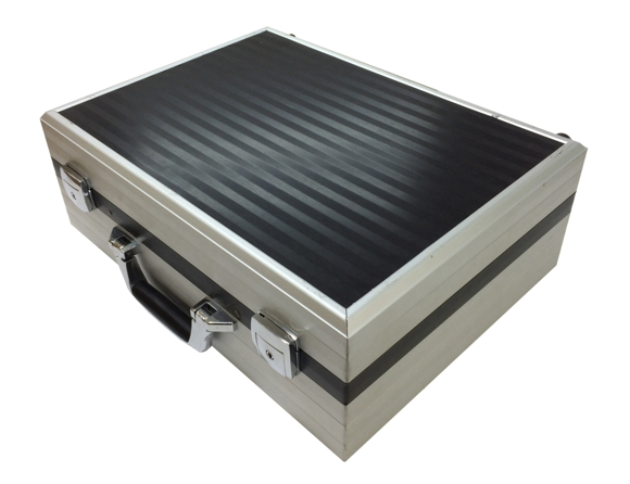 高端全铝工具箱